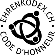 Logo ehrenkodex.ch