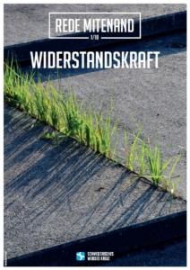 Cover RM 2018/01 Widerstandskraft